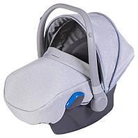 Детское автокресло Bexa Kite cерый-светло-серый  (0-13 кг)