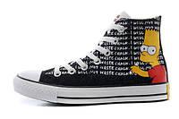 Кеды Converse All Star серии Simpsons, фото 1