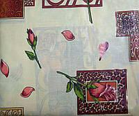 Еврокомплект Голд Роза на шкуре
