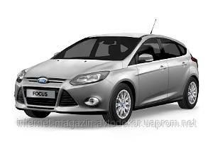 Брызговики модельные Ford Focus 3 хэтчбек 2011-2014 (Лада Локер)