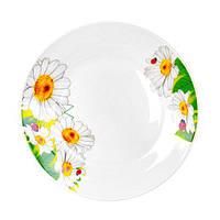 Тарелка десертная Цветы Оселя 21-206-011