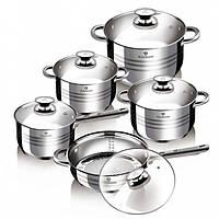 Набор кухонной посуды Jumbo Gourmet Line 10 пр Blaumann BL-1637