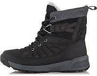 Ботинки утепленные женские Columbia Meadows 3D, Черный, 36