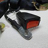 Ремни безопасности автомобильные трехточечные универсальные (2шт), фото 3