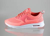 Кроссовки женские Nike Air Max Thea (найк аир макс, аирмаксы, найк макс, оригинал) коралловые