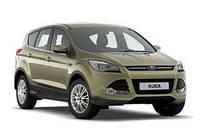 Брызговики Ford Kuga 2013- (AVTM)., фото 1
