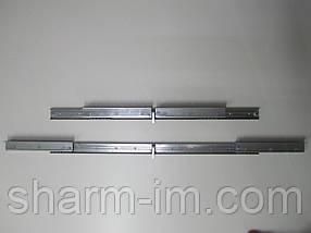 Розсувний механізм столу 510 мм синхронний зі стопором, фото 2