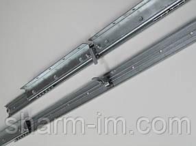 Розсувний механізм столу 510 мм синхронний зі стопором, фото 3