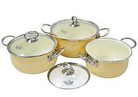 Набор эмалированной посуды Krauff 26-224-024, фото 1