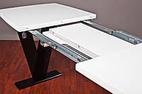 Раздвижной механизм для стола 600 мм синхронный с тормозом