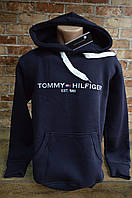 6021-Tommy Hilfiger мужская толстовка. Капюшон., фото 1