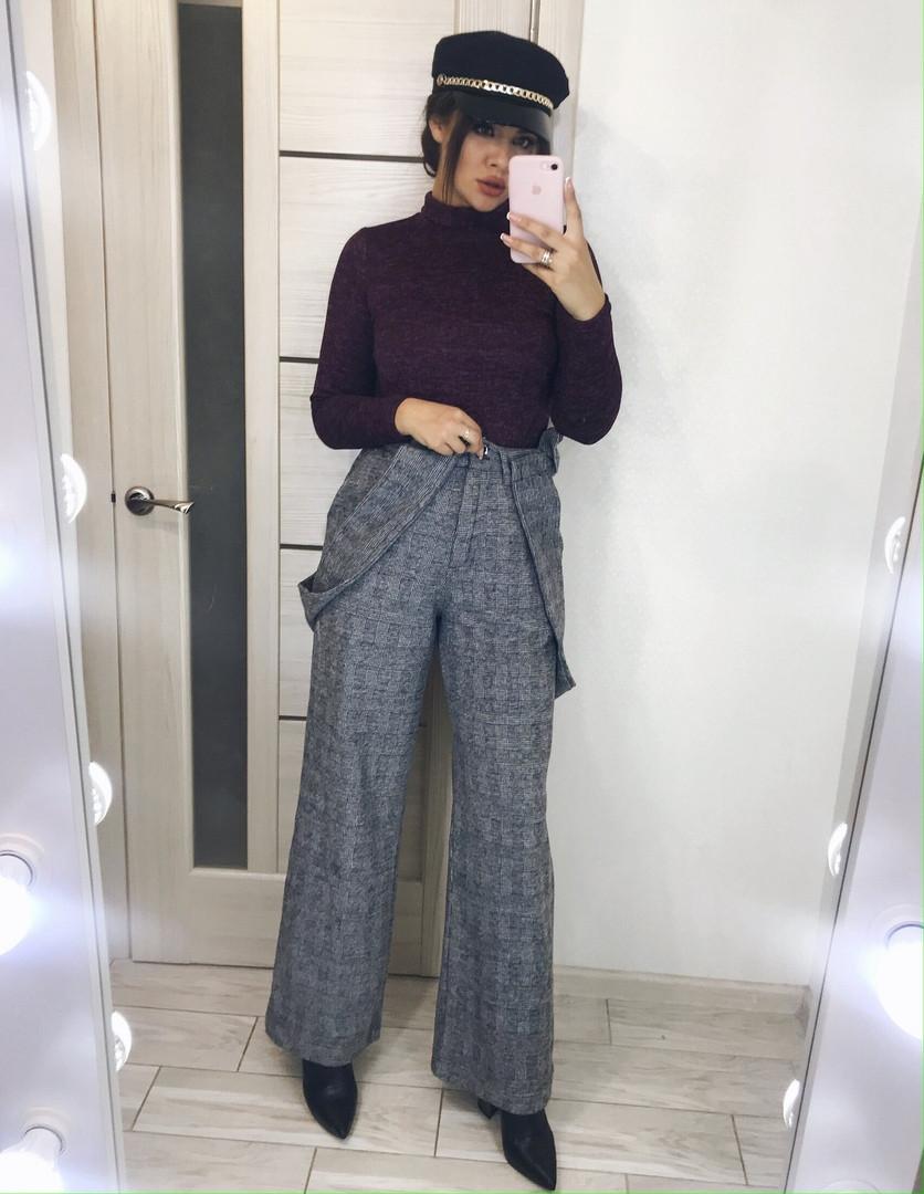 Утеплённые женские трикотажные брюки 42-44, 46-48, 50-52, 54-56