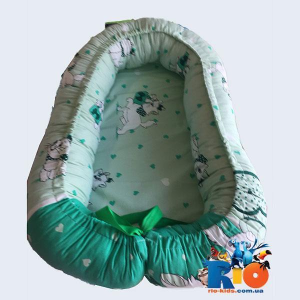 Кокон-позиционер для новорожденных (мин заказ 1 ед)