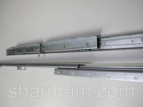 Розсувний механізм столу 600 мм синхронний, фото 2