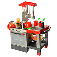 Детская кухня 011 игровой набор для девочки музыкальные и световые эффекты