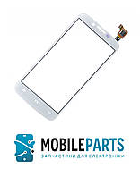 Сенсор (Тачскрин) для телефона Explay Quad HD (Белый) Оригинал Китай