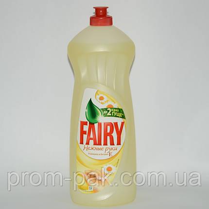 Средство для мытья посуды fairy Нежные руки Ромашка, фото 2