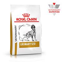 Корм Роял Канін Урінарі С/О Royal Canin Urinary S/O ветеринарна дієта для собак МКБ 13 кг