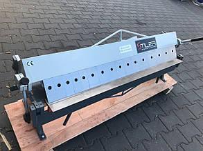 Листогибочный станок сегментный  W 1,5 x 1220