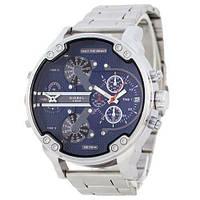Мужские наручные часы  DZ7314 Steel Silver-Blue
