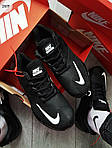 Чоловічі кросівки Nike Air 270 Kauchuk Black/White, фото 6