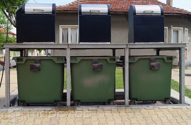 Подземные системы сбора мусора