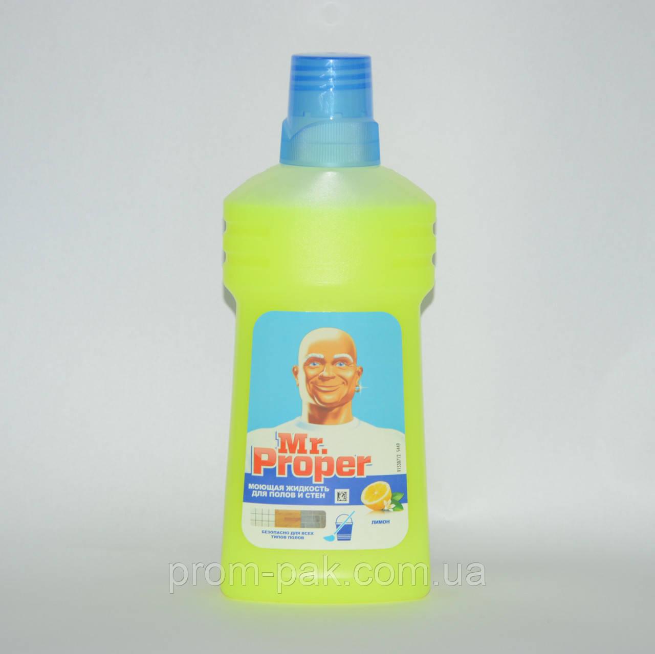 MR.Proper средство для уборки 500мл Лимон