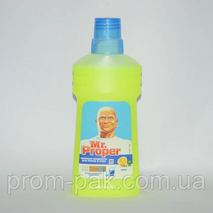 MR.Proper средство для уборки 500мл Лимон, фото 2