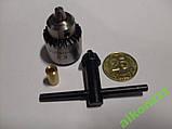 Міні кулачковий патрон PCB для міні дриль . + втулка для напрессовки . Гравер, фото 2