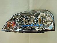 Фара передняя для Chevrolet Lacetti '03- левая (FPS) под электрокорректор, фото 1