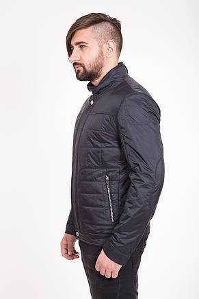 Демисезонная куртка CW14MC41 #501_синий, фото 2