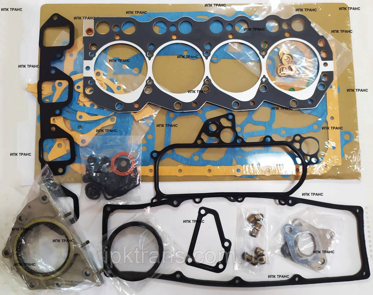 Комплект прокладок двигателя NISSAN TD27  1010140K25