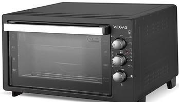 Электрическая духовка VEGAS VEOС - 9846 + вертел + конвекция 46 литров