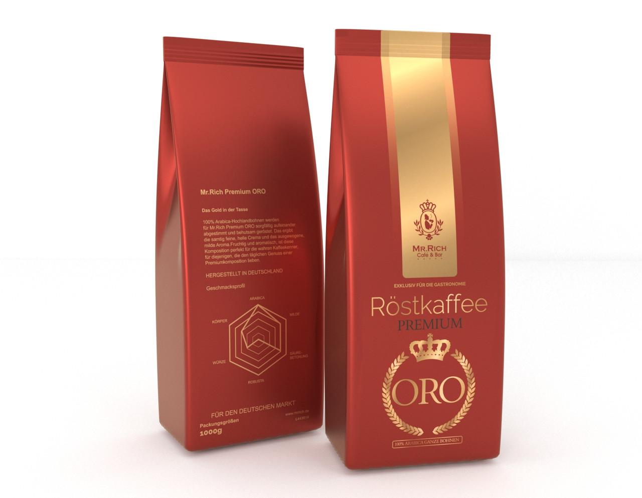 Mr.Rich ORO Premium 1 кг. зерно