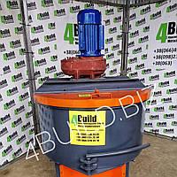 Бетономешалка общим объемом 400 л, бетоносмеситель 150 л готового замісу (роб. V 80-1000л), растворосмеситель