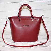 Женская сумкаMісhаеl Коrs (в стиле Майкл Корс), красная