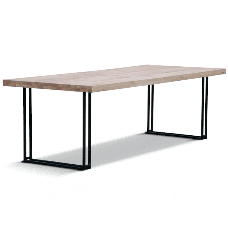"Стол на кухню из массива ""Модерн"" от производителя DomRom"