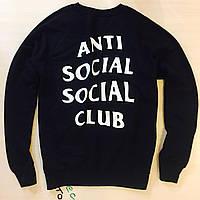 Свитшот Anti Social Social Club Черный