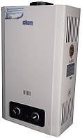 Газовая колонка Дион JSD 08 дисплей, белая (премиум)