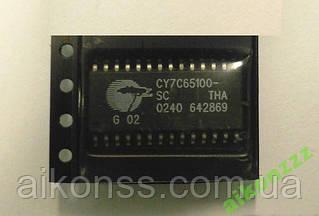 Микросхема USB CY7C65100-SC CY7C65100 CAN CLIP