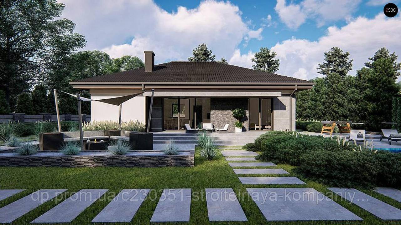 Проект дома uskd-73