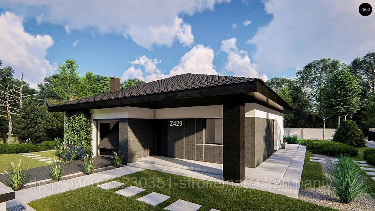Проект дома uskd-75