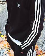 Свитшот мужской ЗИМНИЙ в стиле Adidas Originals, фото 1