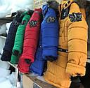 Куртка парка детская зимняя на мальчика 9- 13 лет STiVEN Размеры 36- 42, фото 6