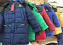 Куртка парка детская зимняя на мальчика 9- 13 лет STiVEN Размеры 36- 42, фото 7