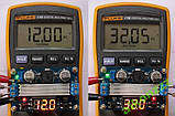 LED 3-35V 100W DC-DC підвищує модуль цифрової, фото 2