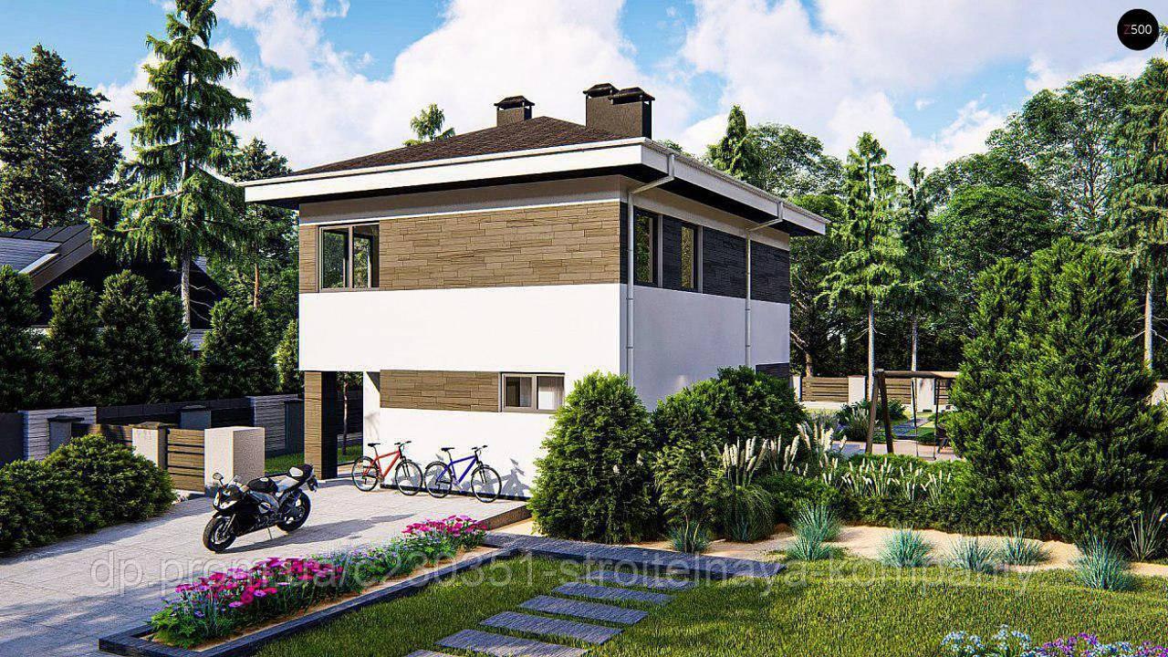 Проект дома uskd-77