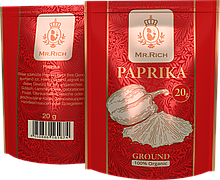 Mr.Rich Paprika 20 р.