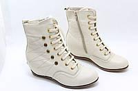 Кожаные зимние ботинки Phany B5-B, фото 1