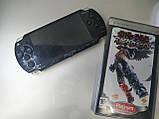 Портативная игровая приставка PSP 2000 консоль, фото 5
